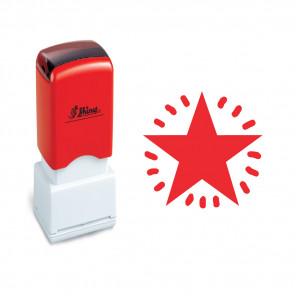Teacher Self-Inking Stamper | Shining Star design school marking stamp