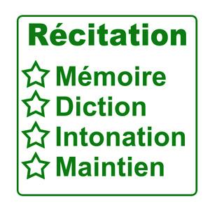 Récitation