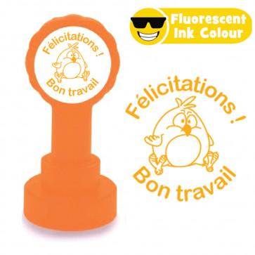 Tampons Encreur | Félicitations / Bon Travail Pâques Tampon Enseignants