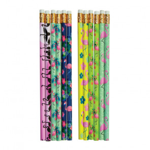 Class Gifts / Party Bag Fillers | Minecraft HB Pencils x 12