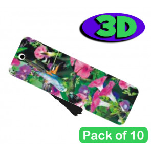 3D Bookmarks | Jolly Giraffe Design - For Party Bags & Student Gifts