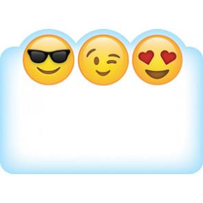 Name Labels | Emoji Fun Name Tags / Labels