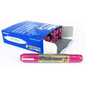 Whiteboard Markers | Box Artline EK525T, 2-in-1, Dual Tip - Pink Ink