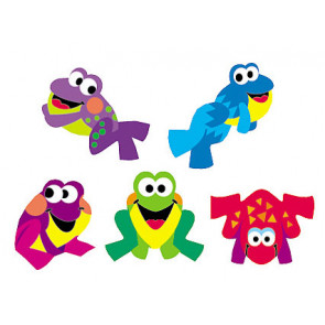 Stickers for School | Frog Fun Childrens' Stickers | Animal Stickers