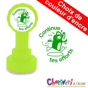 Tampons Encreurs | Continue tes efforts Tampons de Charivari