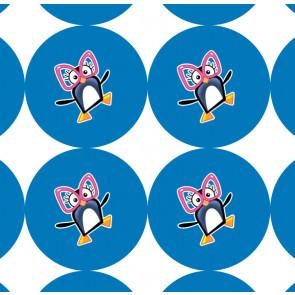 Stickers | Ceinture Bleu Foncé Autocollants de Charivari à l'école
