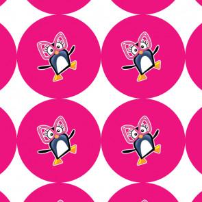 Stickers | Ceinture Rose Autocollants de Charivari à l'école