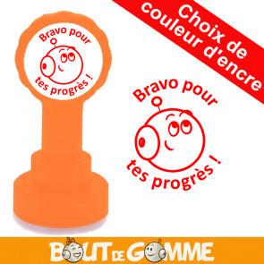 Tampons Encreurs | Bravo pour tes progrès ! - Tampons de Bout de Gomme