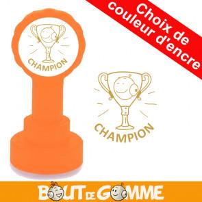 Tampons Encreurs | CHAMPION - Tampons de Bout de Gomme