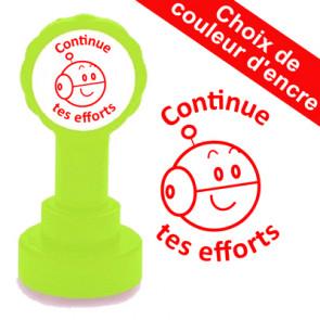 Tampons Encreurs | Continue tes efforts Tampon Encreur - Tampons de Bout de Gomme
