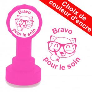 Tampons Auto Encreurs | Bravo pour le soin tampon autoencreur. Choix de couleur d'encre. Tampons de LaMaitresseSev