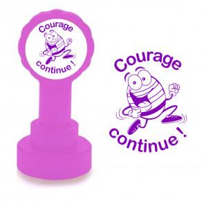 Tampons Encreur   Courage Continue ! Pâques Tampon Enseignants