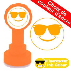 Tampons Enseignant | Super Cool Emoji Tampons Encreurs