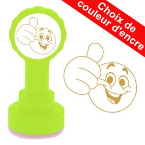 Tampons Enseignant | Pouces Vers le Haut Emoji Tampons Encreurs