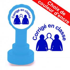 Tampons Enseignant | Corrigé en classe Tampon Encreur Enseignants.