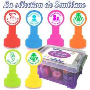 Tampons Enseignants   La Sélection de Sanléane