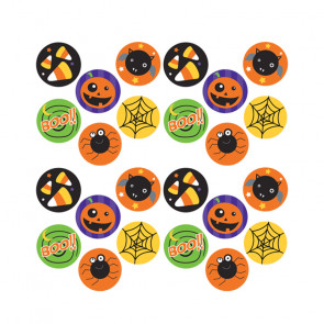 Children's Reward Stickers | Halloween Fun Hot Spot Stickers