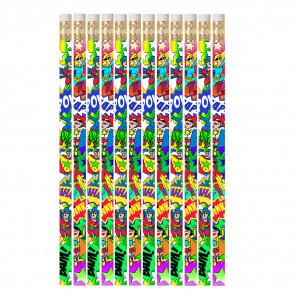 Teacher Gift & Prize Pencils | Music Note Design Pencil for Schools