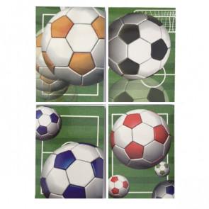 Teacher Class Gifts   Football - Goal Scorer Notepads for Kids