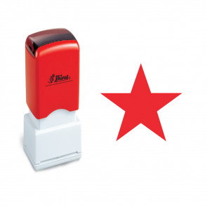 Teacher Marking Self-inking Stamper   Red Star Teacher Pre-inked Stamp
