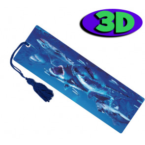 3D Bookmarks | Football Frenzy Bookmark For Party Bags & Pupil Gifts.