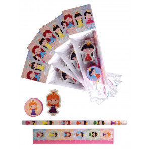 Gifts for Kids | Owl Stationery Set. Low Cost Class Gift / Party Bag Filler