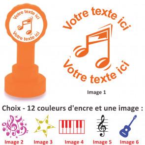 Tampons Encreurs | Images Musique - Tampon Personnalisé Pour Enseignant