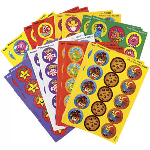 Fun Smell Stickers Variety Pack Teacher Reward Stickers