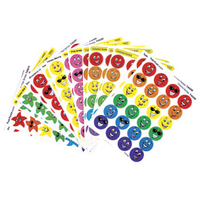 Smelly Stickers Variety Pack for Kids