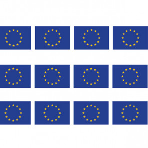 Classroom Borders   EU Flag  / European Union Flag