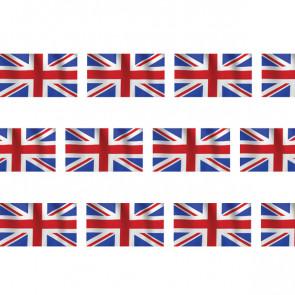 Classroom Borders   Union Jack Flag  /  British Flag