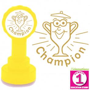 Self-inking Teacher stamper | Champion Marking Stamp