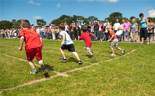 The race to sports day - make yours a winner!